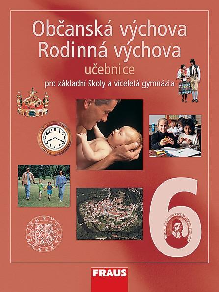 Obcanska A Rodinna Vychova 6 Flexibooks Docela Jine E Knihy
