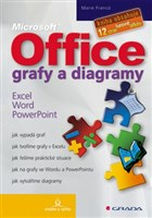 Office - grafy a diagramy