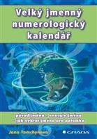 Velký jmenný numerologický kalendář