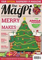 The MagPi - December 2016