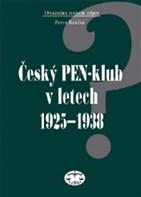 Český PEN klub v letech 1925–1938