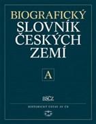 Biografický slovník českých  zemí 1. sešit - písmeno A