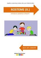 Rosteme (II.) - pro 3. až 5. ročník ZŠ