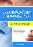 Ukrajinsko-český / česko-ukrajinský kapesní slovník