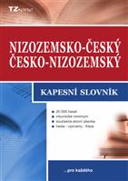 Nizozemsko-český / česko-nizozemský kapesní slovník