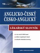 Anglicko-český / česko-anglický lékařský slovník