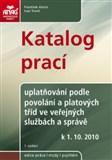 Katalog prací