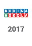 Rodina a škola 2017