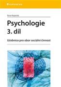 Psychologie 3. díl