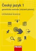 Český jazyk 1 genetická metoda (vázané písmo)