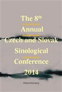 The 8th Annual Czech and Slovak Sinological Conference 2014